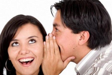 Что нужно женщине для счастья - комплименты!
