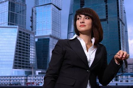 Гардероб успешной женщины - фото