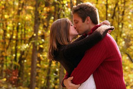 Техника первого поцелуя