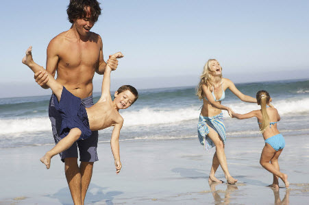 Разнообразить семейную жизнь с маленьким ребенком