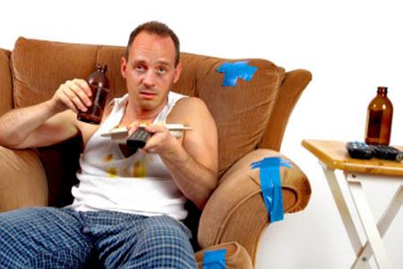 Что делать, если муж пьет?
