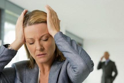 Нервничать на работе?