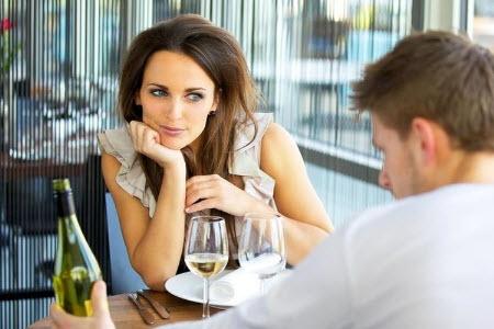 Как вести себя с парнем на свидании?