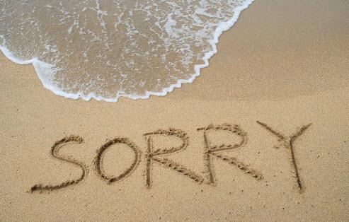 Как красиво извиниться