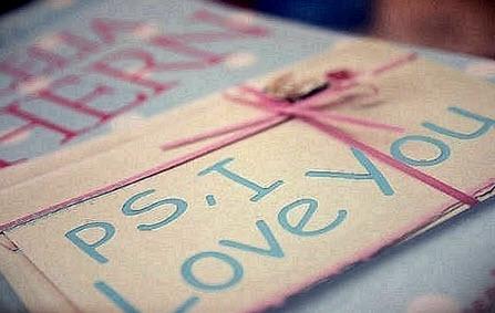 Письмо любимому в разлуке
