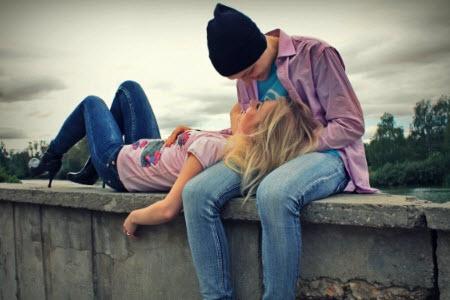 Как признаться в любви мальчику?