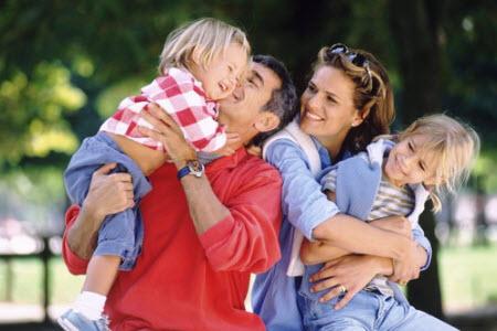 Способы сохранить дружную семью